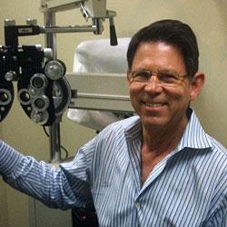 Dr. Peter L. Rich - Professional Eye Optometrist